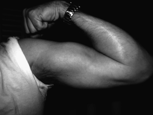 My Arm after a Workout