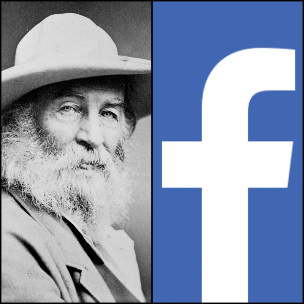 Walt Waltmin and Facebook logo